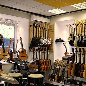 Музыкальные магазины Грозного