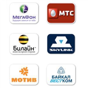 Операторы сотовой связи Грозного