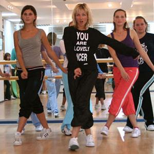 Школы танцев Грозного