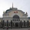 Железнодорожные вокзалы в Грозном