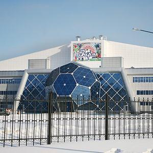 Спортивные комплексы Грозного