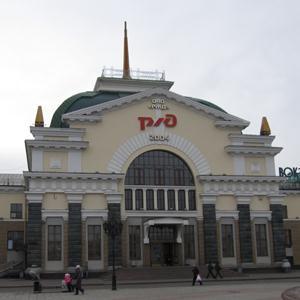 Железнодорожные вокзалы Грозного